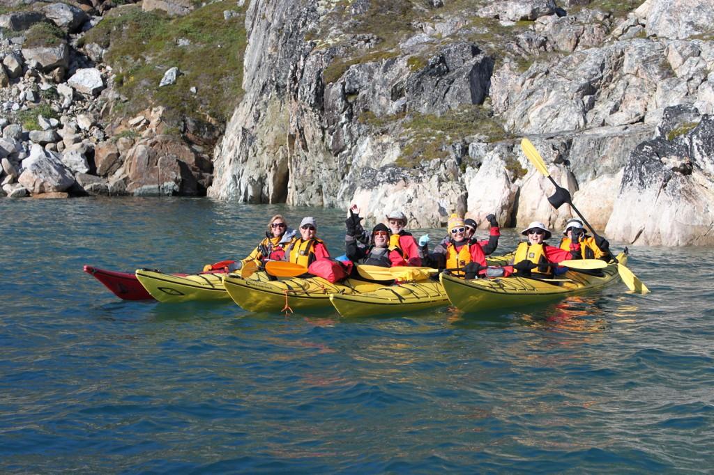 Greenland Explorer Kayak