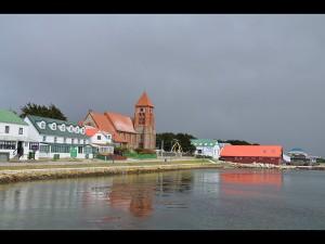 Falkland Islands Town 2013