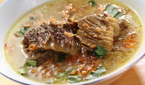 Image result for Soto Maluku