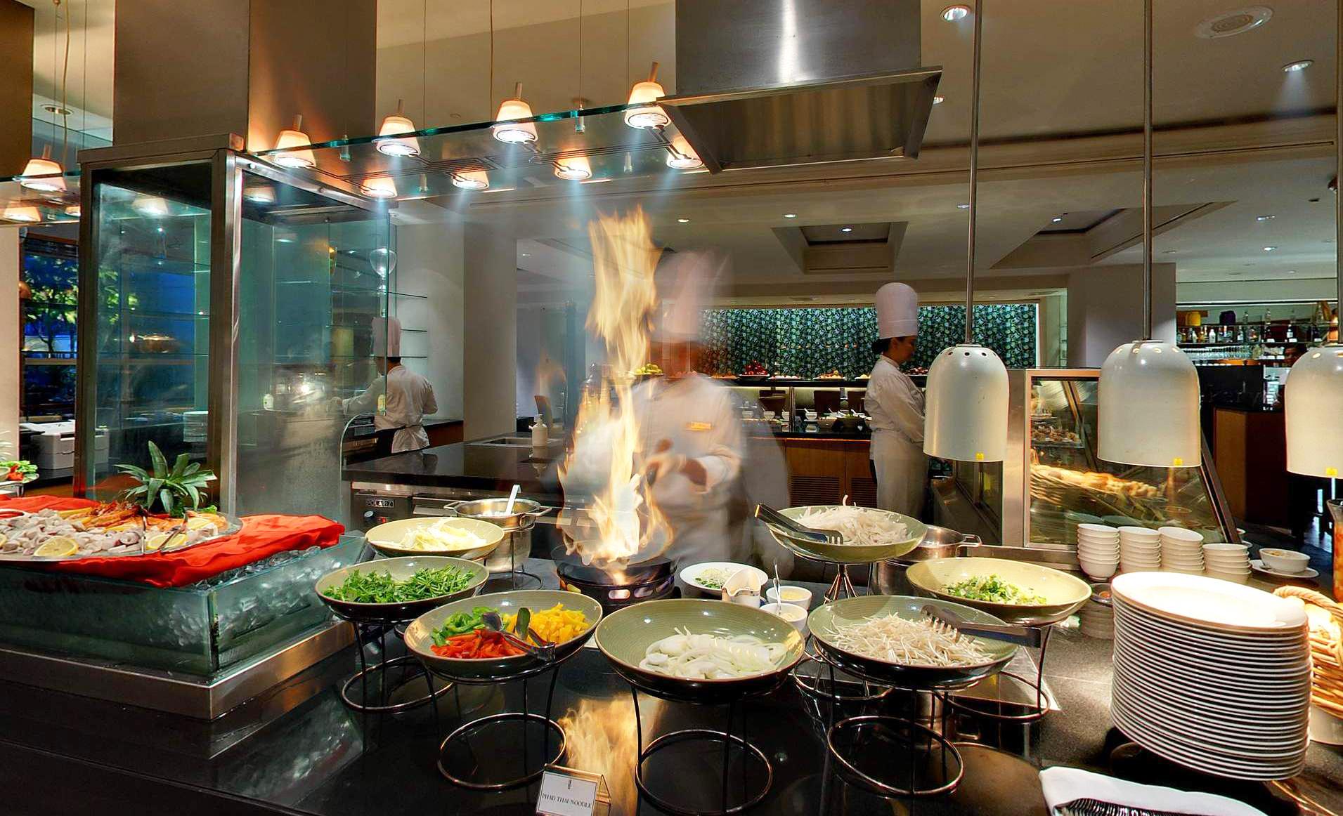 Jakarta Best Restaurant Bar Cafe Awards BRBCA 2015 One Review