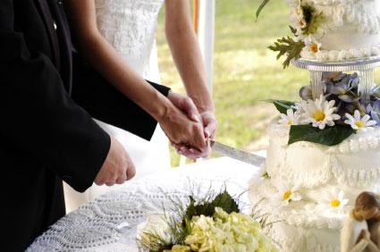 Wedding Cake (Kue Pernikahan) Masa Kini