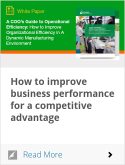 How to improve business performance for a competitive advantage