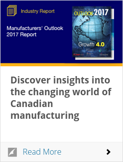 Discover insights into the changing world of Canadian manufacturing