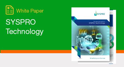 SYSPRO Technology