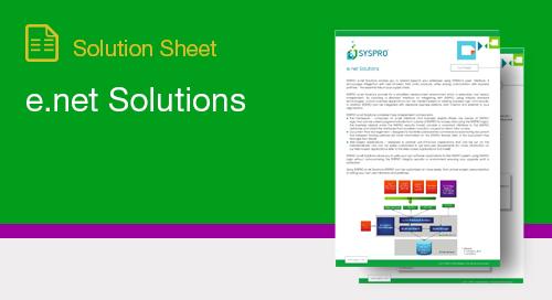 e.net Solutions
