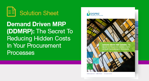Discover and reduce key areas of cost inefficiencies in procurement processes
