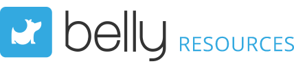 Belly | Small Business Loyalty logo