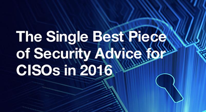 CISO Security Advice