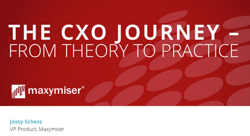 The CXO Journey: From Theory to Practice