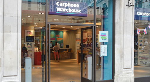 The Carphone Warehouse Creates a Seamless Multi-Channel Shopping Experience