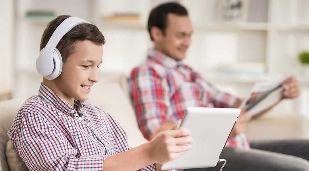 enfant-ipad-gerer-entreprise-mobile