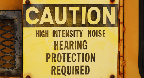 Noise induced hearing loss and hearing conservation