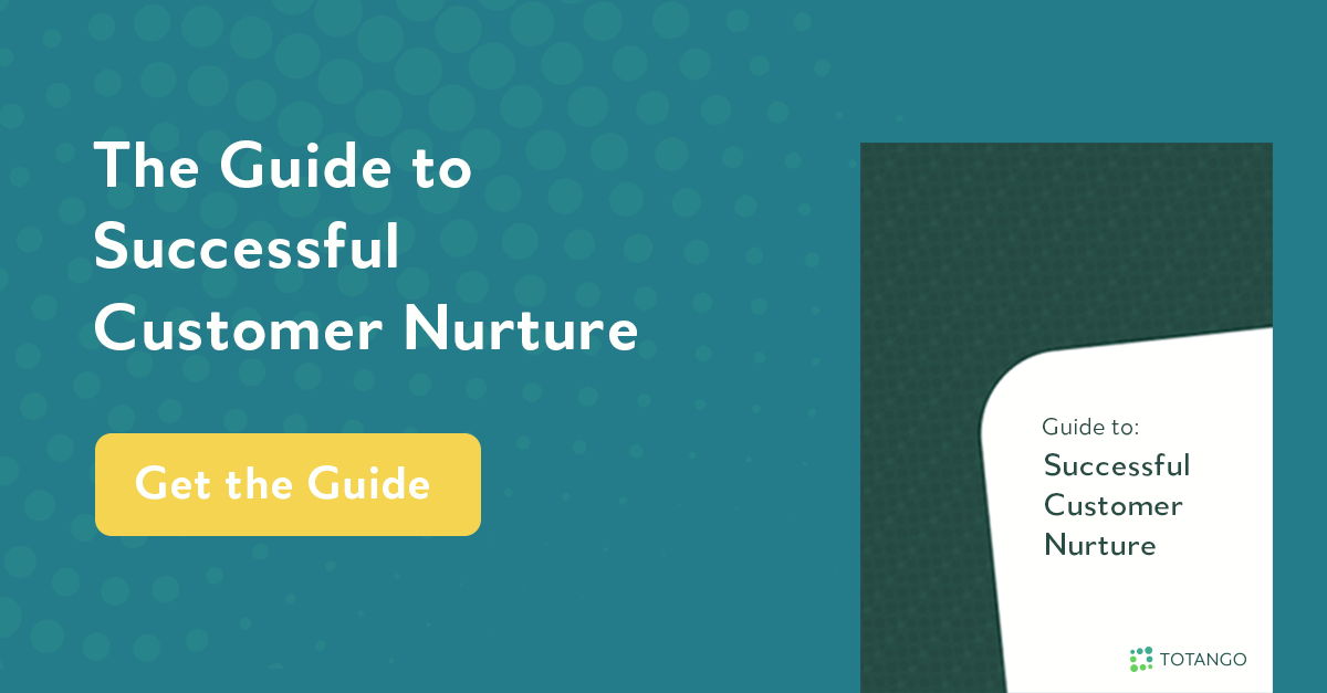 Guide to Successful Customer Nurture