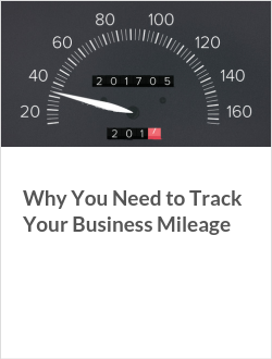 Why You Need to Track Your Business Mileage