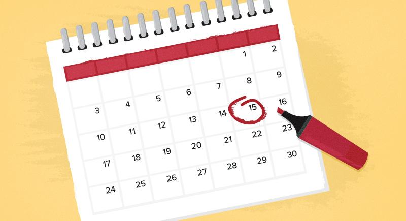 Payroll Tax Deposit Deadlines