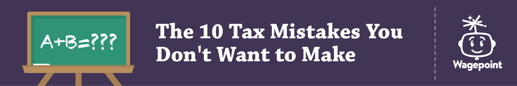 The Comprehensive List of Small Business Tax Deductions – Tax and Interest Deduction Worksheet