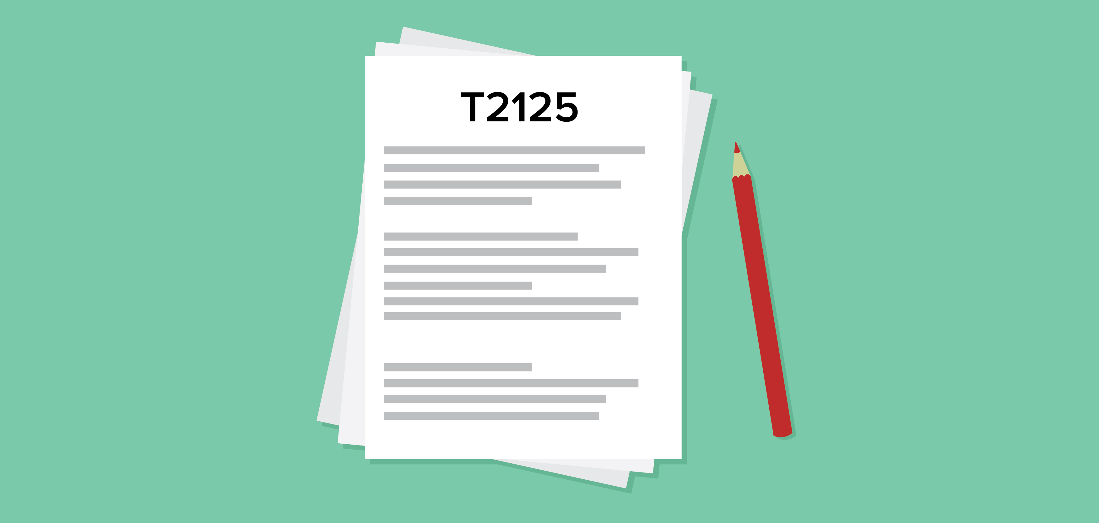 """Step 5 — Get To Know Form T2125 Statement Of Business And Professional  Activities """""""