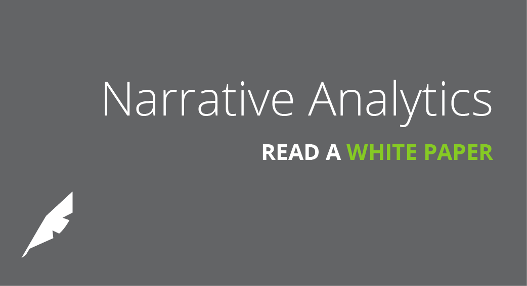 Narrative Analytics White Paper