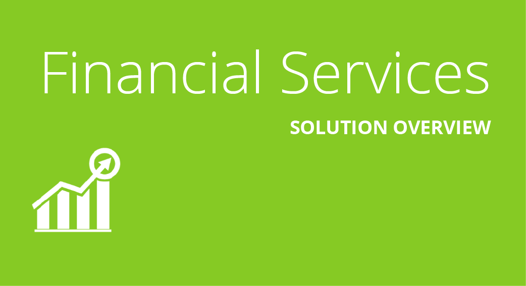 Financial Services Solutions Overview
