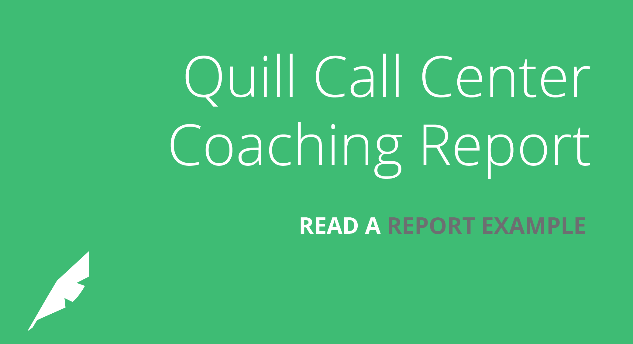 Call Center Coaching