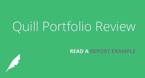 Quill Portfolio Review