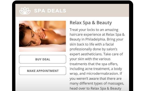 eCommerce spa report