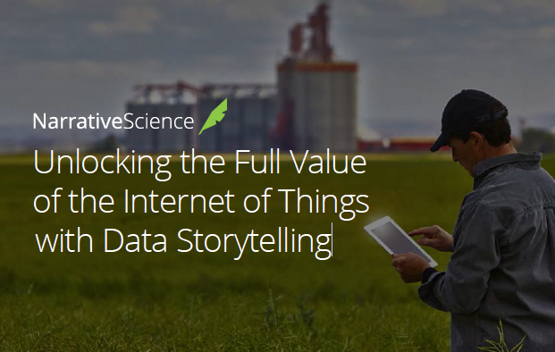 Unlocking the Full Value of the Internet of Things with Data Storytelling