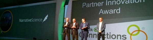 Qlik Qonnections 2016 Partner Innovation Award