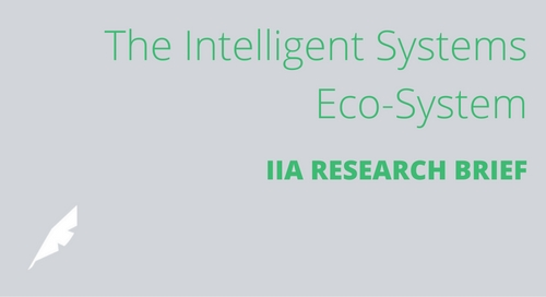 The Intelligent Systems Eco-System [IIA Research Brief]