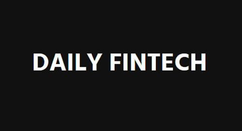 Daily Fintech market data cloud