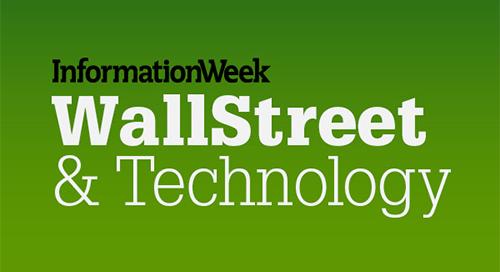 Wall Street and Tech Fintech