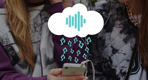 Music Streaming Financial Data Streaming