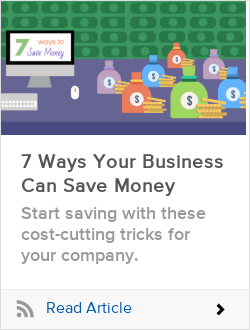 7 Ways Your Business Can Save Money