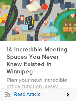 14 Incredible Meeting Spaces You Never Knew Existed in Winnipeg