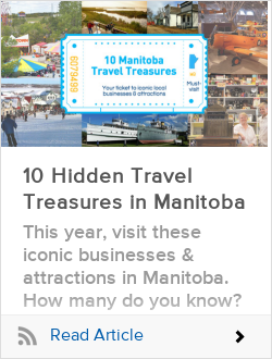 10 Hidden Travel Treasures in Manitoba