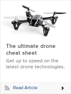 The ultimate drone cheat sheet