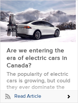 Are we entering the era of electric cars in Canada?