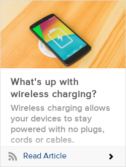What's up with wireless charging?
