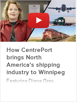 How CentrePort brings North America's shipping industry to Winnipeg