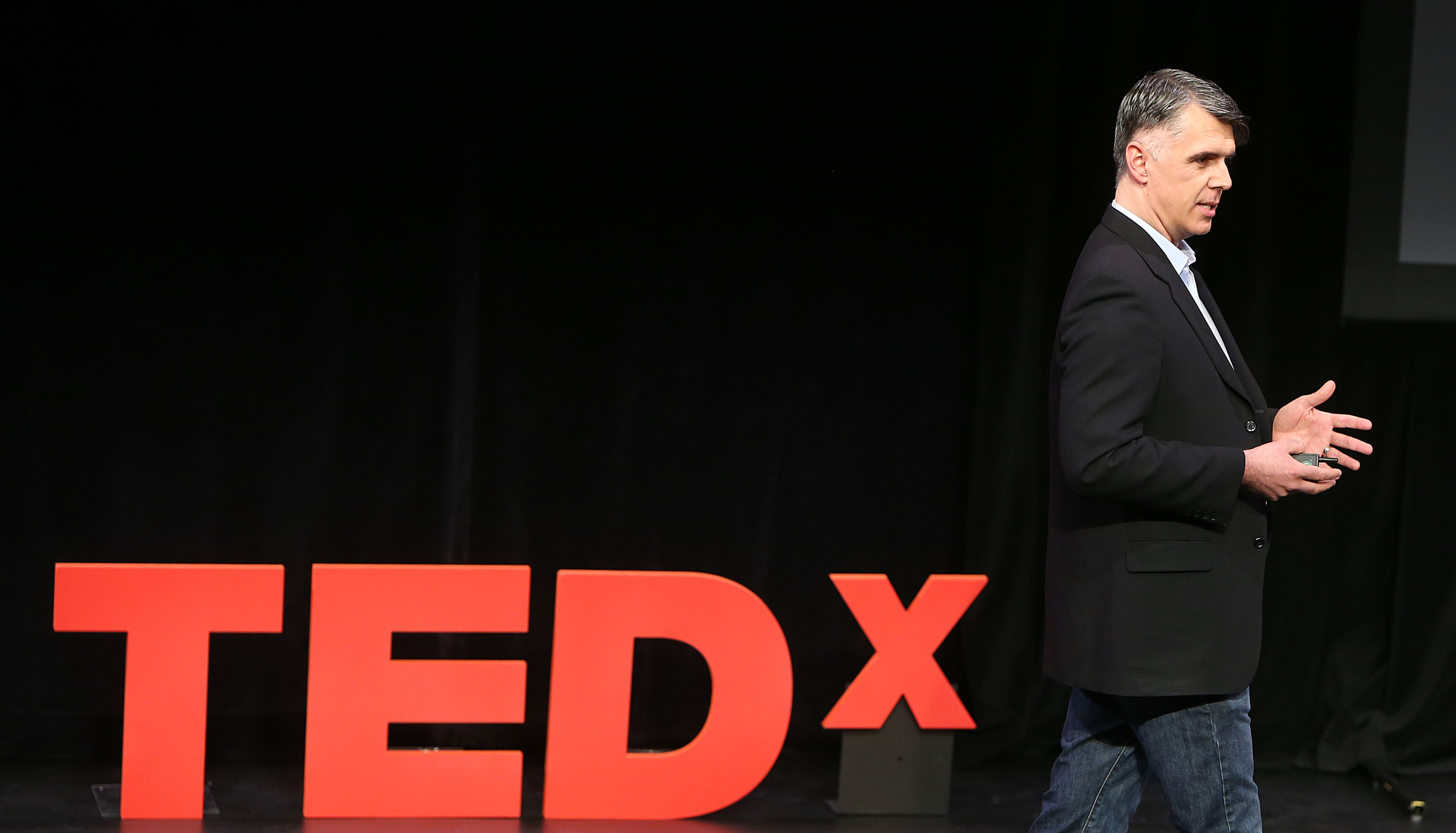 TEDx Winnipeg Patrick O'Reilly
