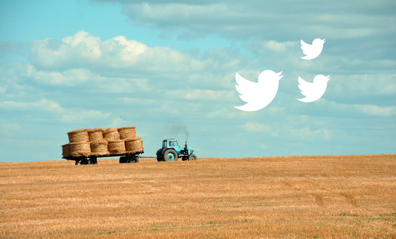 Farmers Twitter agriculture