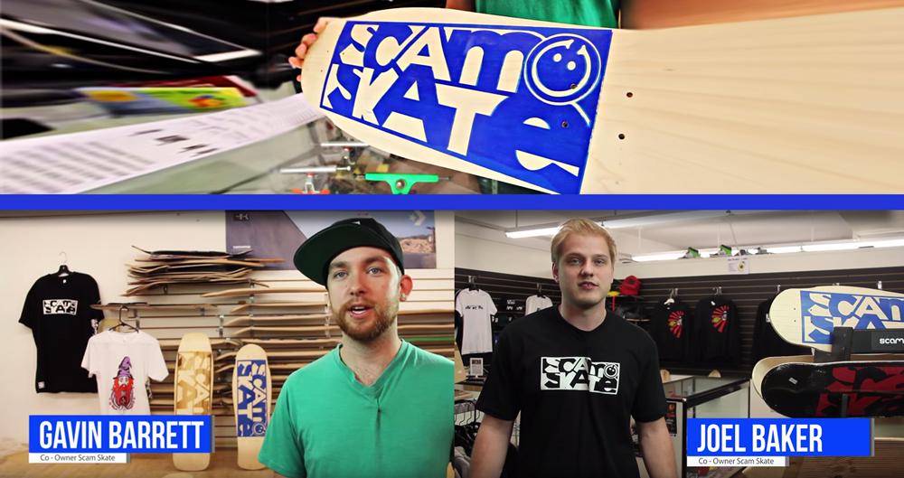 Scam Skate Winnipeg Entrepreneurs