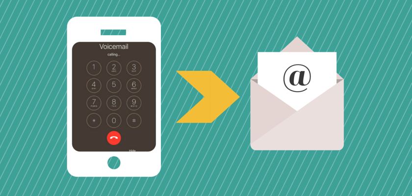 Voicemail to Email MTS