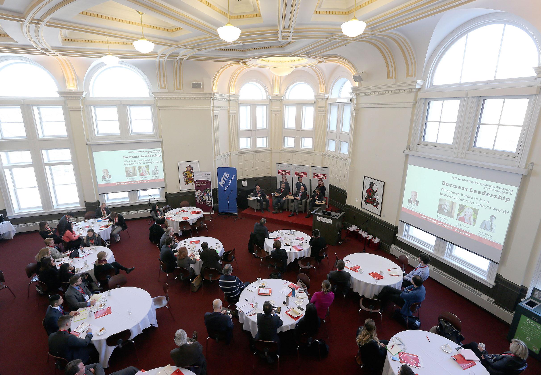 Manitoba leadership conference