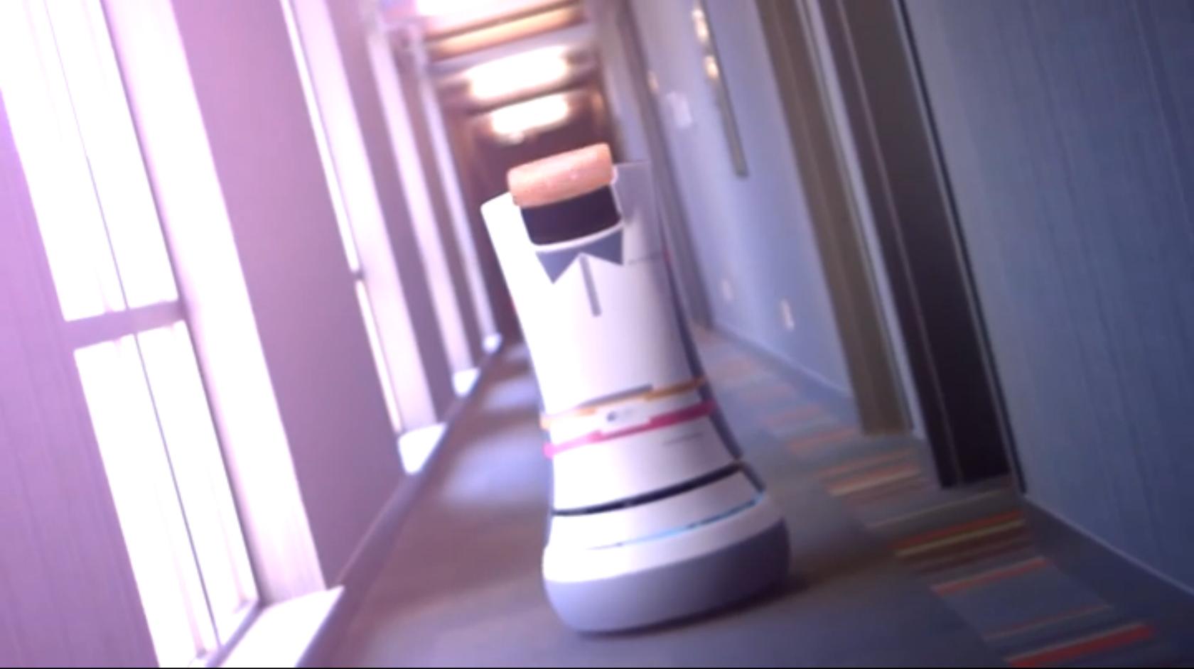 Botlr Robot