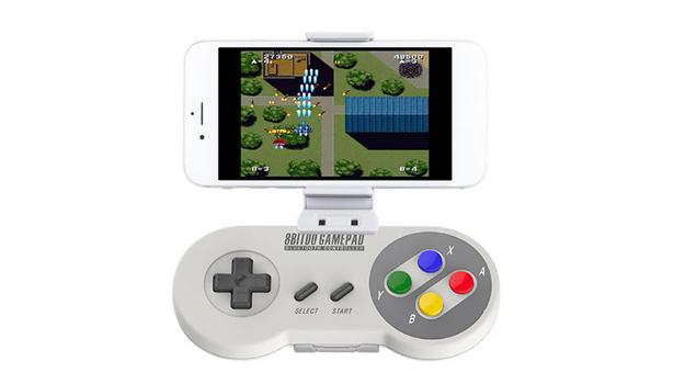 Nintendo controller smartphone