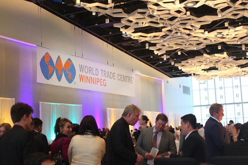 World Trade Centre Winnipeg Centrallia
