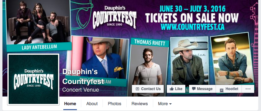 Dauphin Countryfest