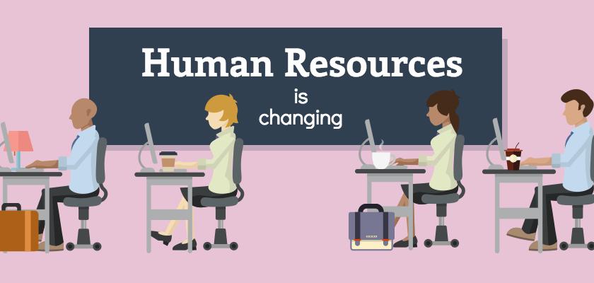 Digital transformation of Human Resources