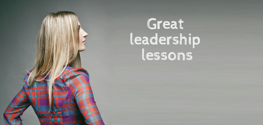 great leadership lessons